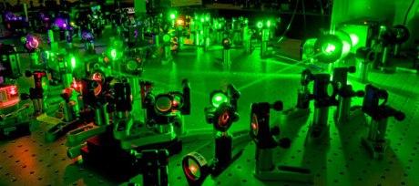 1810 STFC laser lab