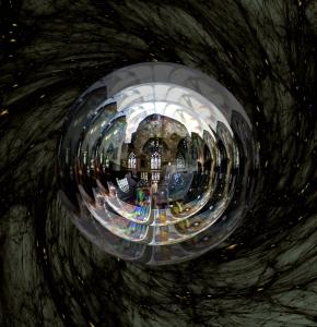 1811 sacred portal black hole