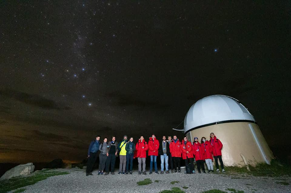 1812 Lake Tekapo Mt John Observatory