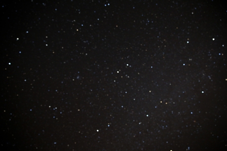 1903 stargazing