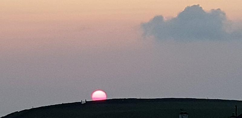 1903 sunset