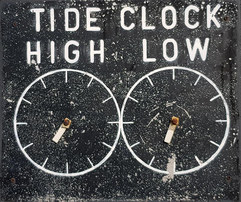 1904 tide clock