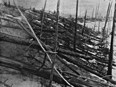 1907 Tunguska event