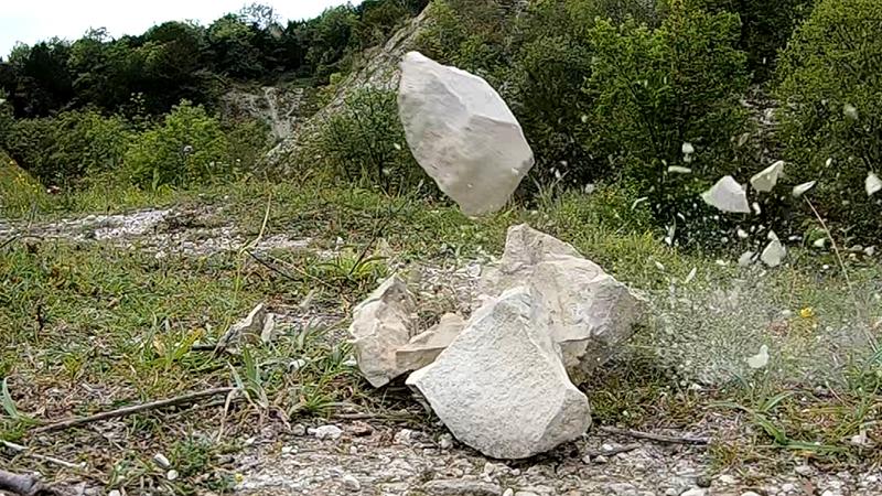 1908 stone smash