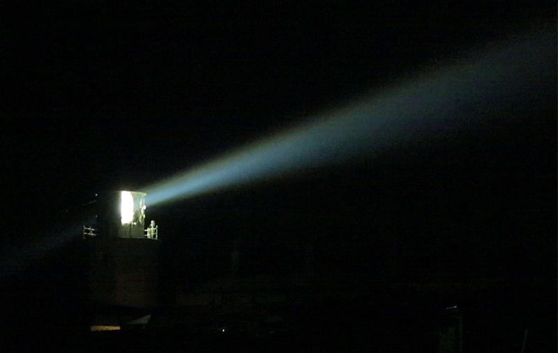 1909 LIGHTHOUSE beam