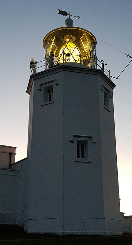 1909 Lizard Lighthouse