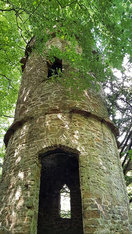 1909 secret tower